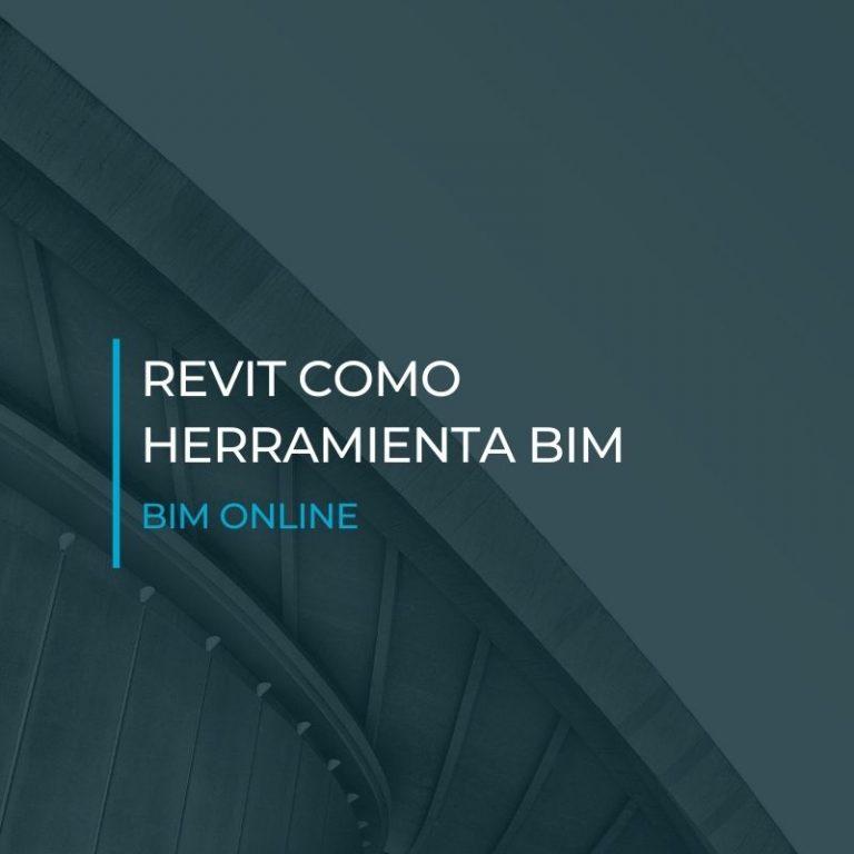 Revit como herramienta BIM- BIM ONLINE