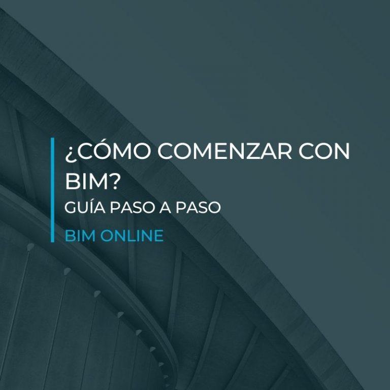 Como comenzar con BIM